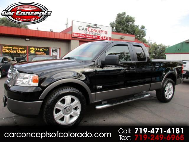 """2008 Ford F-150 2WD SuperCab 145"""" 60th Anniversary"""