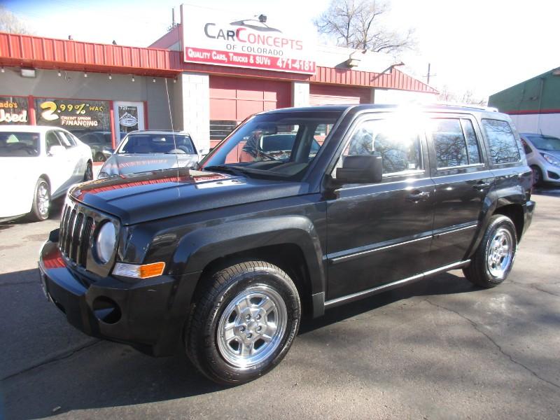 2010 Jeep Patriot Sport 4WD