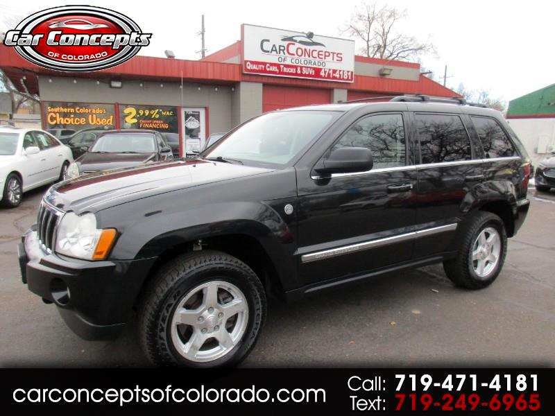 2005 Jeep Grand Cherokee LIMITED 5.7 HEMI 4WD
