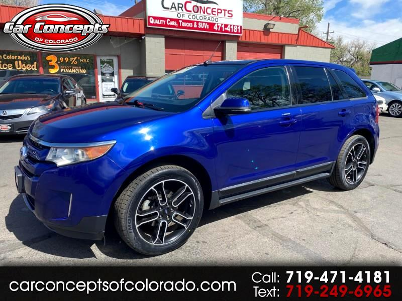 Ford Edge FWD 4dr SEL PLUS 2013