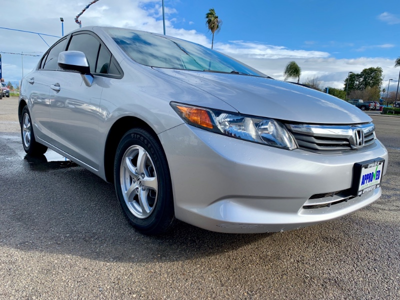 2012 Honda Civic 1.5 4-Door Sedan