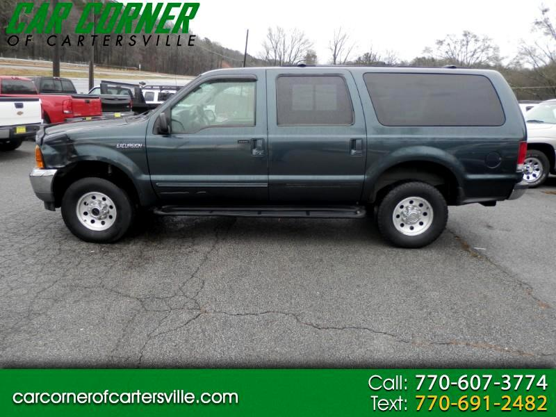 2000 Ford Excursion XLT 4WD