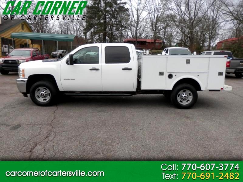 2012 Chevrolet Silverado 2500HD Work Truck Crew Cab 2WD