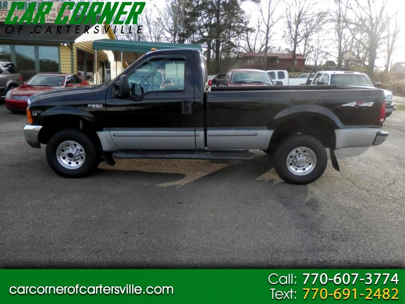 1999 Ford F-250 SD XLT 4WD