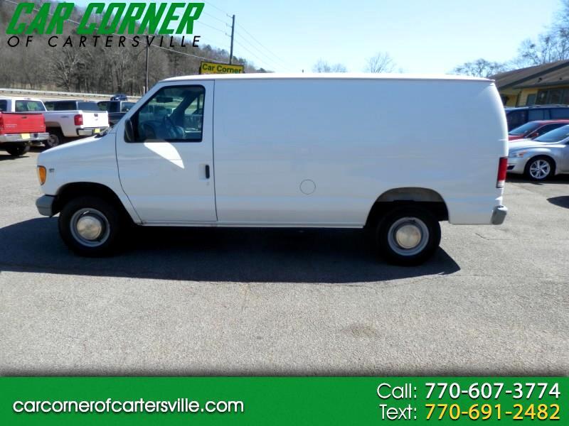 2000 Ford Econoline E250