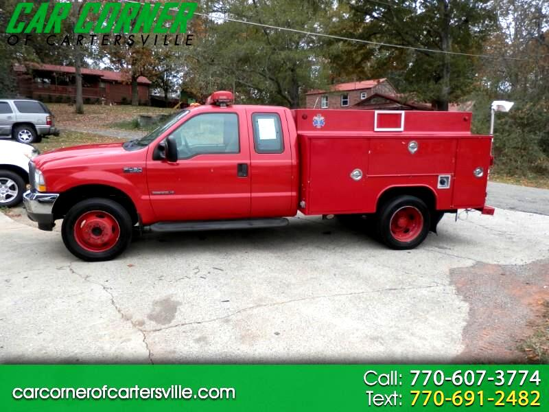 Ford F-450 SD SuperCab 2WD DRW 2003