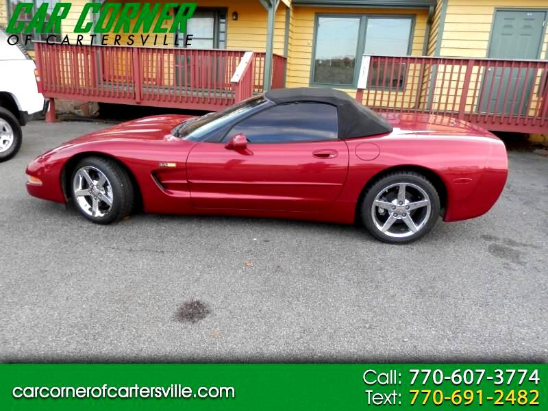 Chevrolet Corvette Convertible 2004