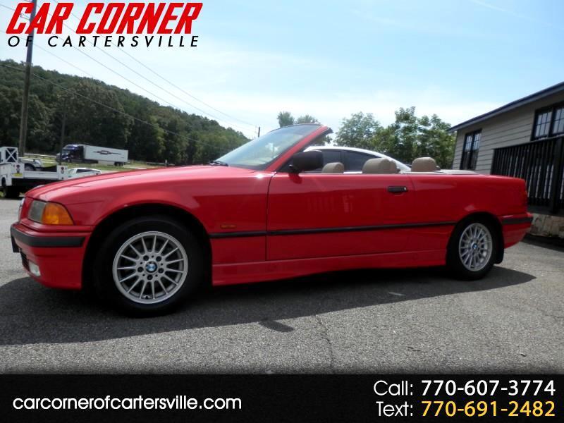 BMW 3-Series 328iC 1998