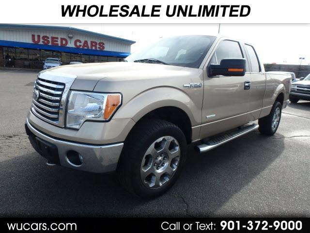 2011 Ford F-150 FX4 SuperCab 6.5-ft. Bed 4WD