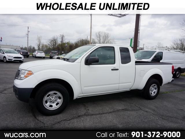 Nissan Frontier S King Cab I4 5MT 2WD 2015