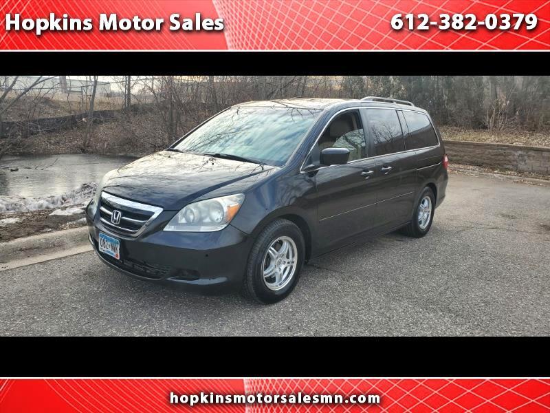 Honda Odyssey Touring w/DVD 2007