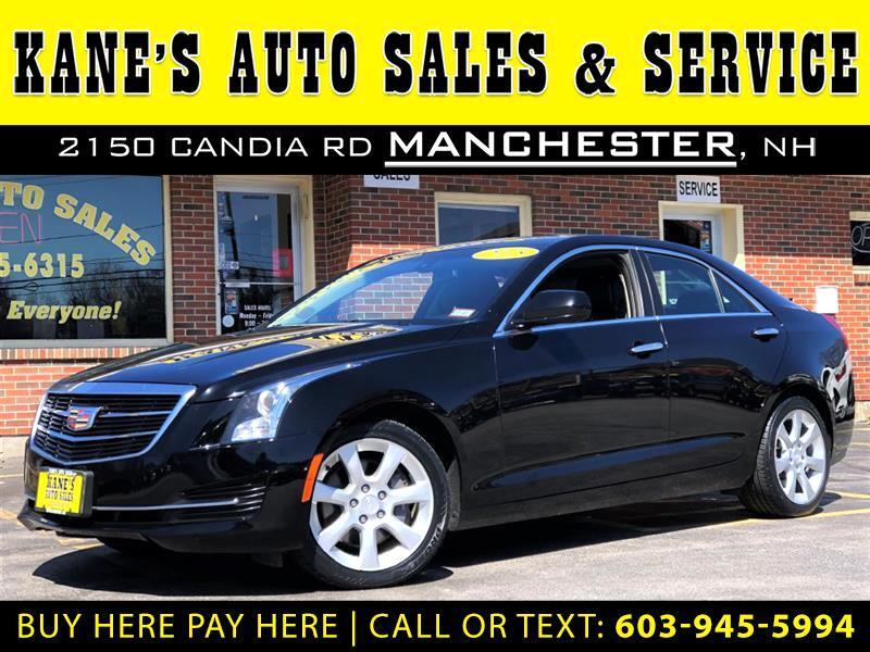 2015 Cadillac ATS 2.0L Base AWD