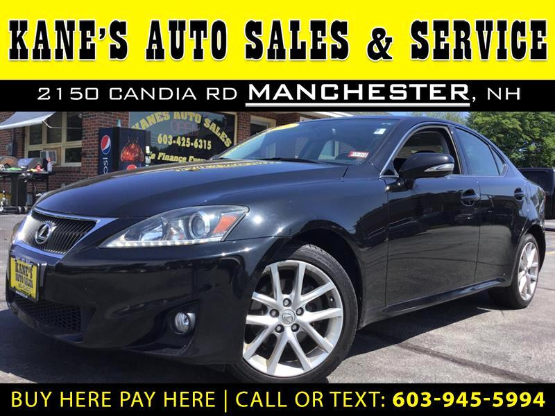 2011 Lexus IS IS 250 AWD