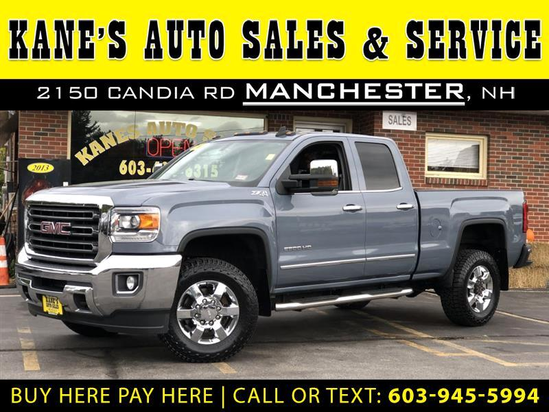 GMC Sierra 2500HD SLT Double Cab 4WD 2015