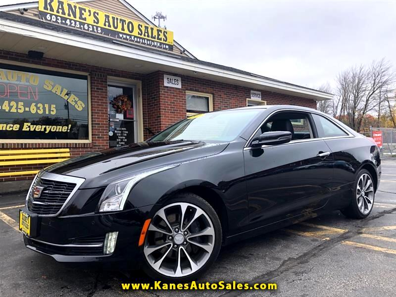 Cadillac ATS Coupe 2.0L Turbo Performance AWD 2016
