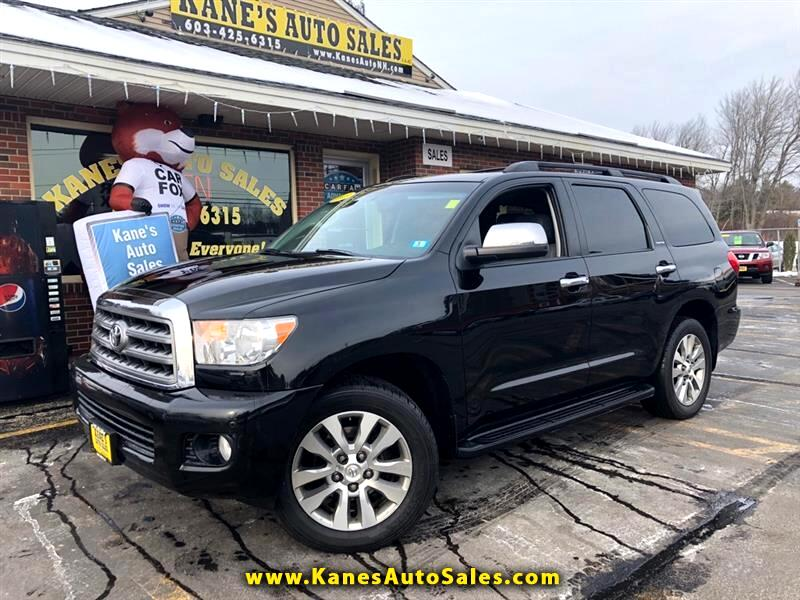 Toyota Sequoia Limited 4WD 2013