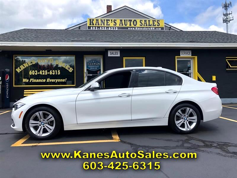 BMW 3-Series 330i xDrive 2017