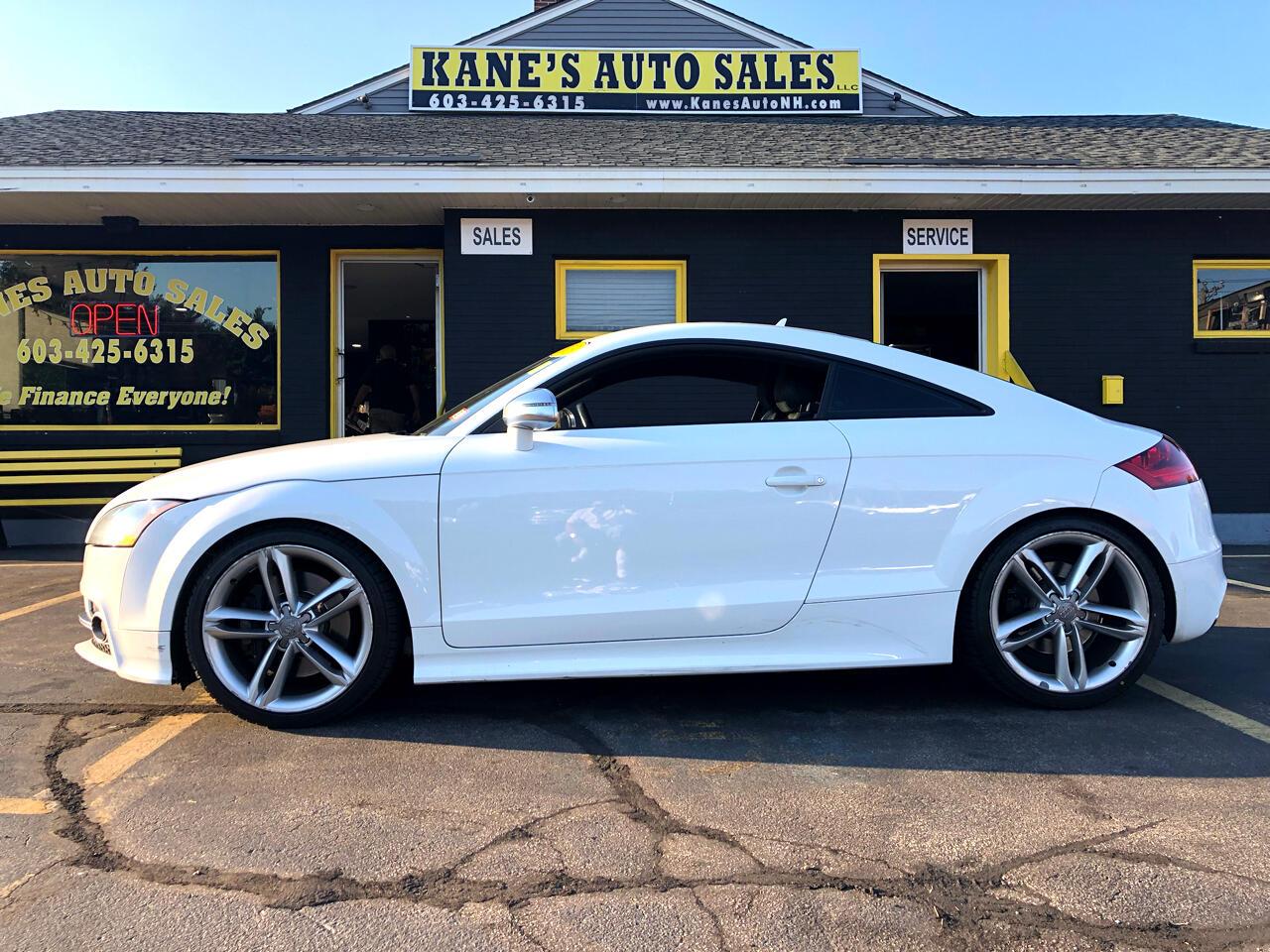 Audi TTS 2dr Cpe S tronic quattro 2.0T Premium Plus 2013