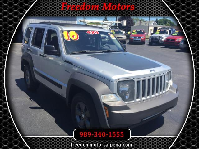 2010 Jeep Liberty Renegade 4WD