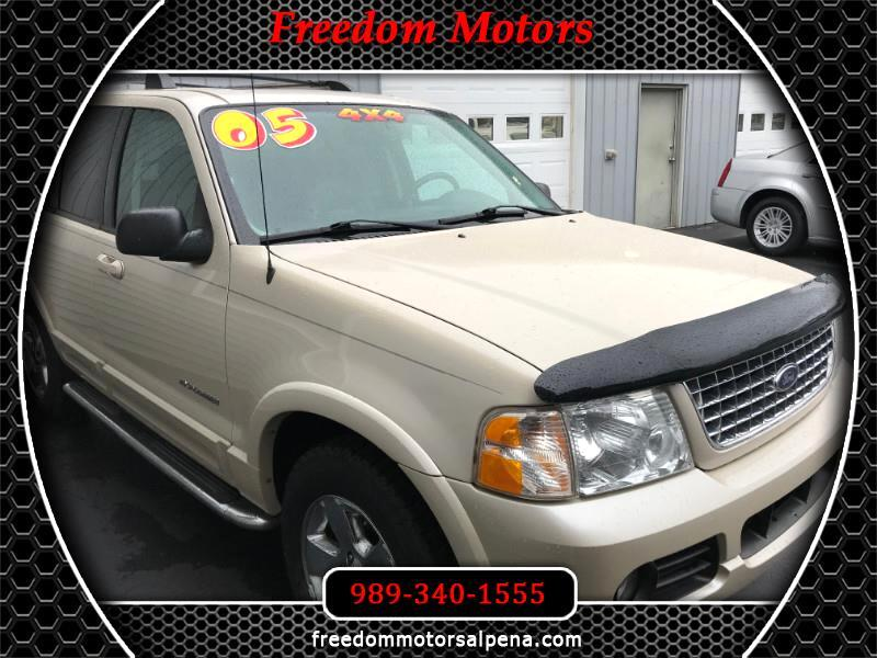 2005 Ford Explorer Limited 4.0L 4WD