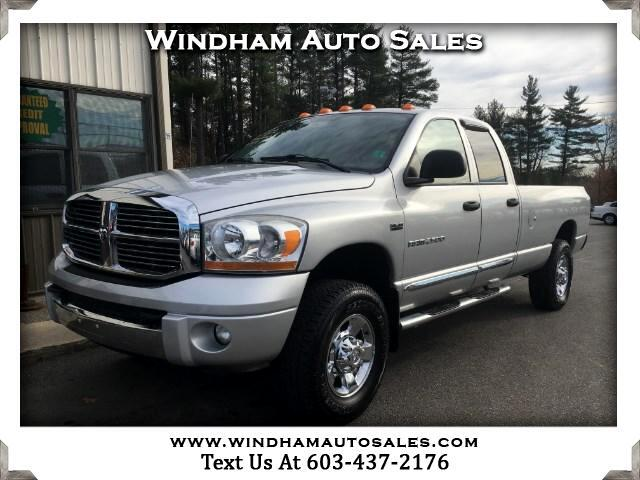 2006 Dodge Ram 2500 SLT Quad Cab Long Bed 4WD