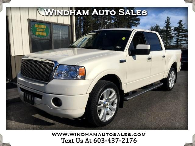"2008 Ford F-150 AWD SuperCrew 145"" Lariat Limited"