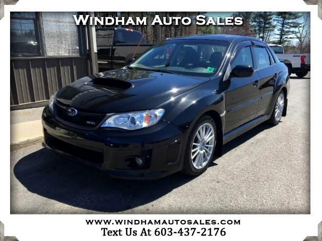 2013 Subaru Impreza WRX Premium 4-Door