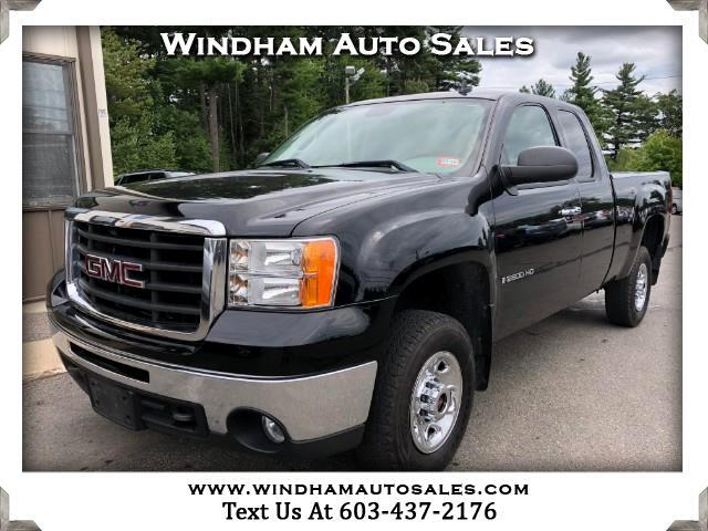 2008 GMC Sierra 2500HD SLE2 Ext. Cab Std. Box 4WD