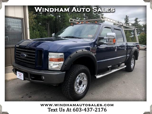 "Ford F-250 SD 4WD Crew Cab 156"" XL 2008"