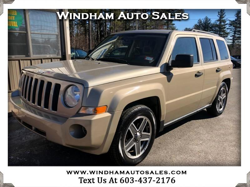 2009 Jeep Patriot Sport 4WD