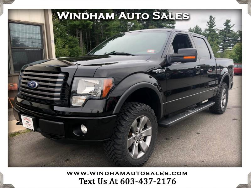 2011 Ford F-150 FX4 SuperCrew 4WD