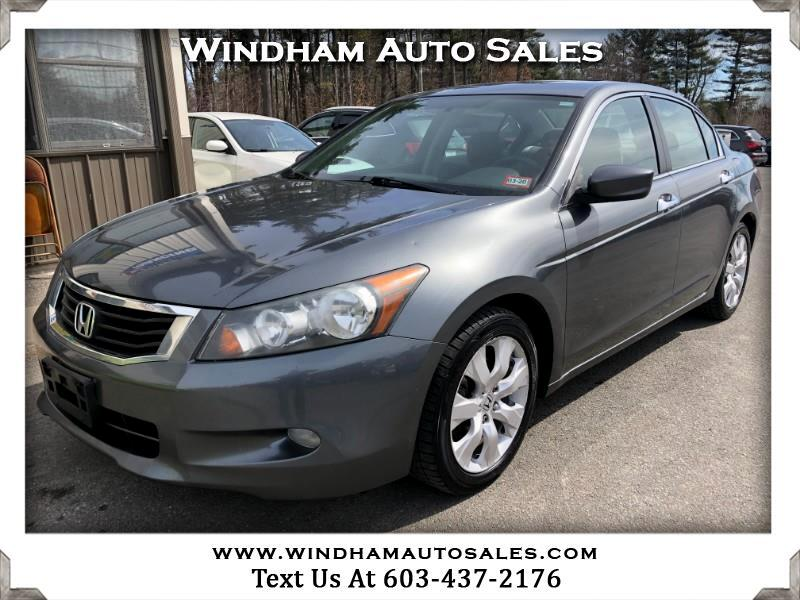 2010 Honda Accord EX V-6 Sedan AT