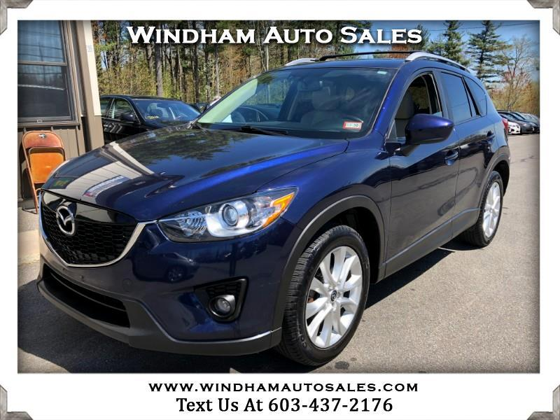 Mazda CX-5 Grand Touring AWD 2013