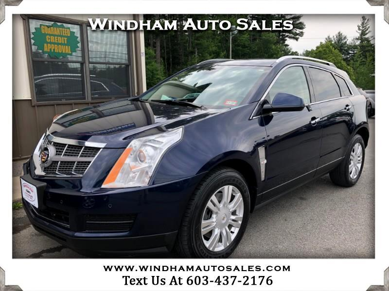 2011 Cadillac SRX Premium Collection FWD