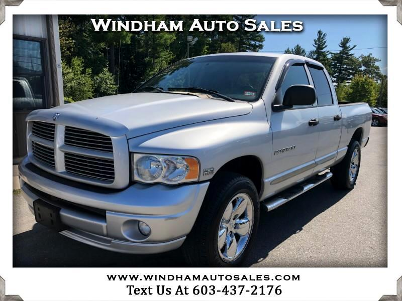 Dodge Ram 1500 ST Quad Cab Long Bed 4WD 2005