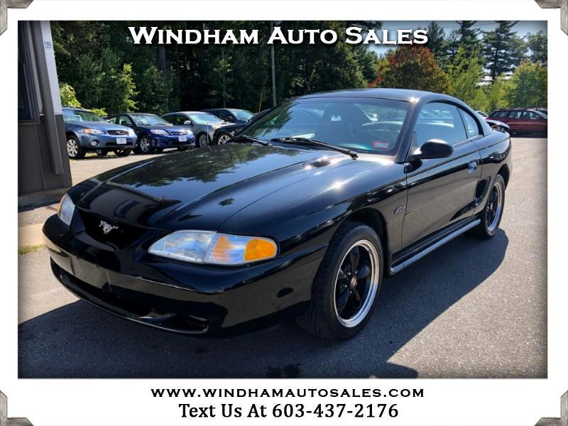 Ford Mustang 2dr Cpe GT 1997
