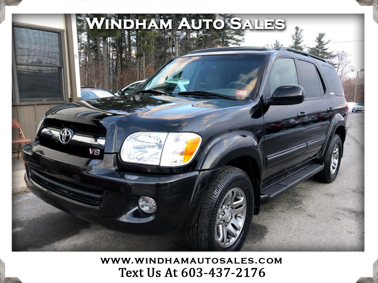 Toyota Sequoia 4dr Limited (Natl) 2005