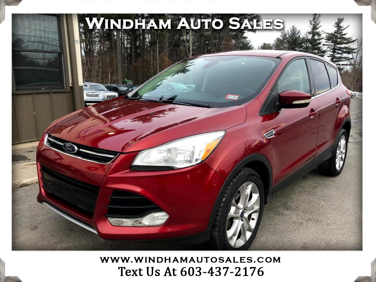Ford Escape FWD 4dr SEL 2013