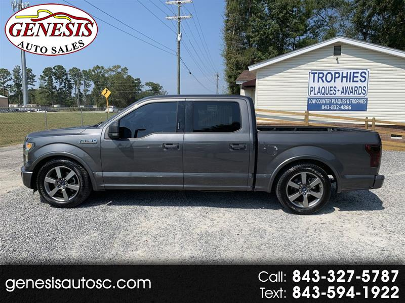 Ford F-150 XLT 2WD SuperCrew 5.5' Box 2015