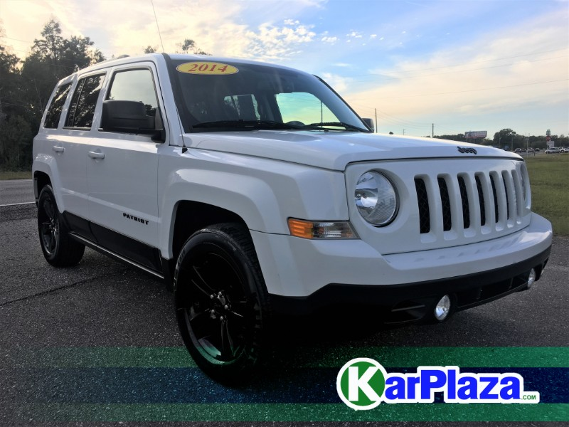 2014 Jeep Patriot Sport 2WD