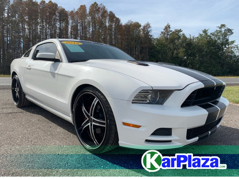 2013 Ford Mustang 2dr Cpe V6 Premium