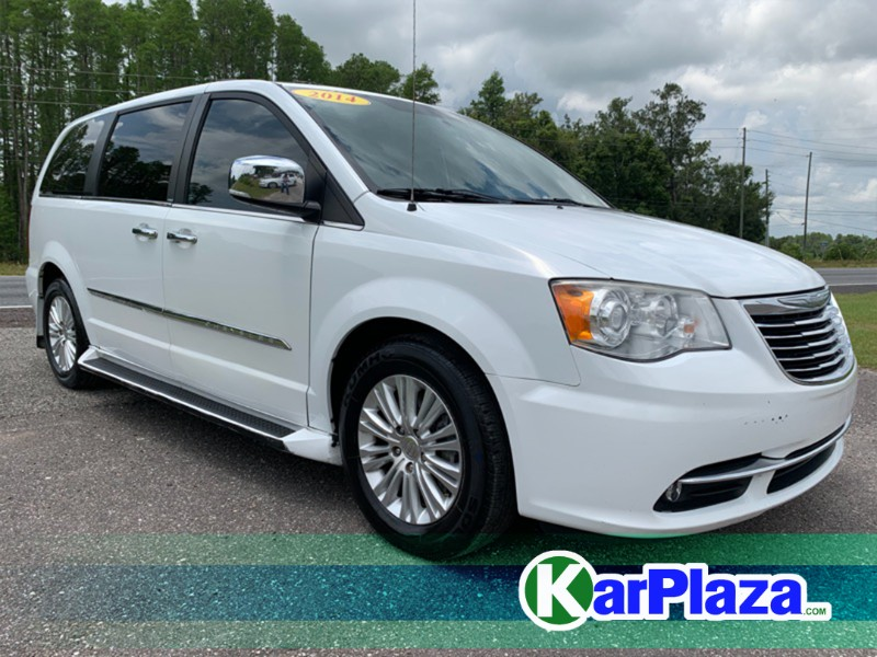 2014 Chrysler Town & Country 4dr LWB Limited FWD