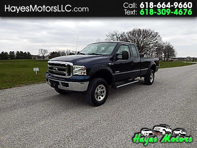 2005 Ford F350 xlt ext cab 4wd