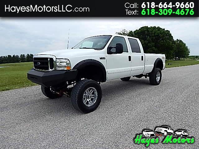 2002 Ford F-350 SD XL Crew Cab Long Bed 4WD