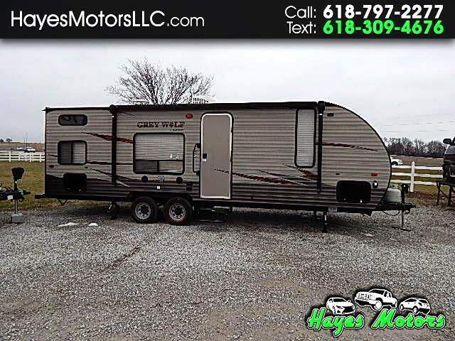 2016 Forest River Grey Wolf 26BH