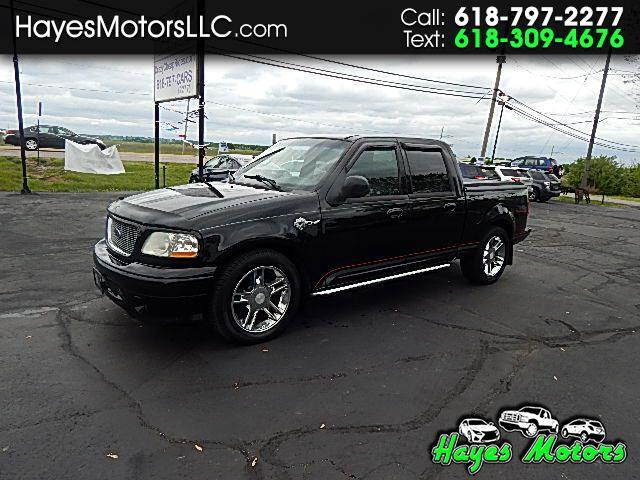 "2001 Ford F-150 2WD SuperCrew 139"" Harley-Davidson"