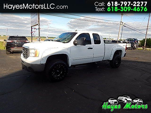 2008 GMC Sierra 2500HD Ext. Cab Short Bed 4WD
