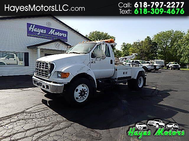 2003 Ford F-650 Regular Cab 2WD DRW
