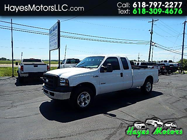 2006 Ford F-250 SD XL SuperCab Long Bed 2WD
