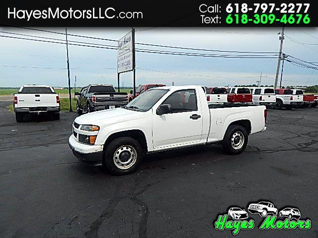 2012 Chevrolet Colorado Work Truck 2WD